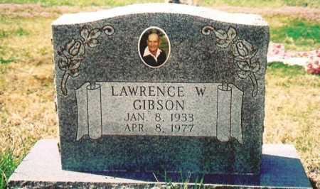 GIBSON, LAWRENCE W. - Washington County, Arkansas | LAWRENCE W. GIBSON - Arkansas Gravestone Photos