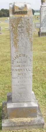 HARRELL GIBSON, NOLIE - Washington County, Arkansas | NOLIE HARRELL GIBSON - Arkansas Gravestone Photos