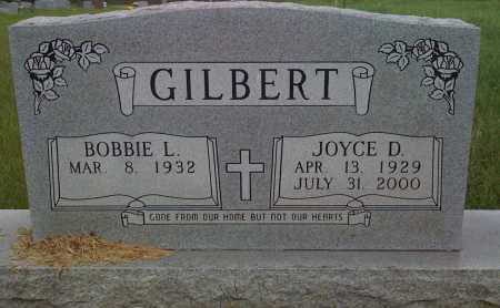 ROBERTSON GILBERT, JOYCE D. - Washington County, Arkansas | JOYCE D. ROBERTSON GILBERT - Arkansas Gravestone Photos
