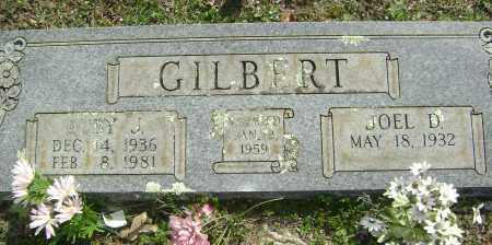 GILBERT, RUBY J. - Washington County, Arkansas | RUBY J. GILBERT - Arkansas Gravestone Photos