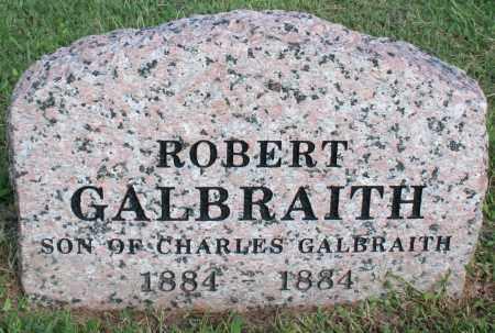 GALBRAITH, ROBERT - Washington County, Arkansas | ROBERT GALBRAITH - Arkansas Gravestone Photos