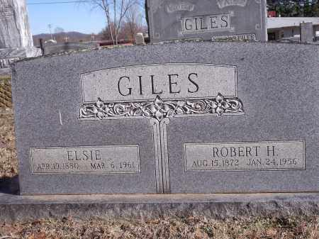 GILES, ELSIE - Washington County, Arkansas | ELSIE GILES - Arkansas Gravestone Photos