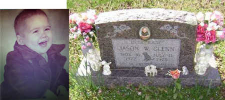 GLENN, JASON W. - Washington County, Arkansas | JASON W. GLENN - Arkansas Gravestone Photos