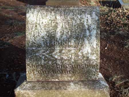 GOFORTH, A - Washington County, Arkansas | A GOFORTH - Arkansas Gravestone Photos