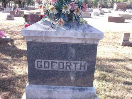GOFORTH, FAMILY PLOT - Washington County, Arkansas   FAMILY PLOT GOFORTH - Arkansas Gravestone Photos
