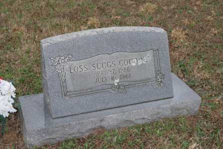 GOODING, LOSS SUGGS - Washington County, Arkansas | LOSS SUGGS GOODING - Arkansas Gravestone Photos