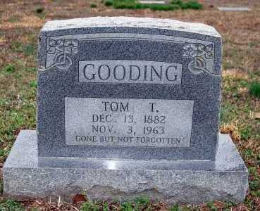 GOODING, TOM T. - Washington County, Arkansas | TOM T. GOODING - Arkansas Gravestone Photos