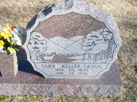 KELLER GRAGG, SARA - Washington County, Arkansas | SARA KELLER GRAGG - Arkansas Gravestone Photos