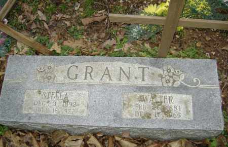 GRANT, WALTER - Washington County, Arkansas | WALTER GRANT - Arkansas Gravestone Photos