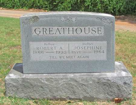 GREATHOUSE, JOSEPHINE - Washington County, Arkansas | JOSEPHINE GREATHOUSE - Arkansas Gravestone Photos