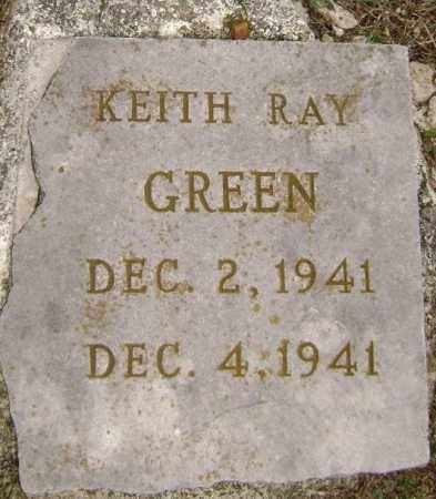 GREEN, KEITH RAY - Washington County, Arkansas | KEITH RAY GREEN - Arkansas Gravestone Photos