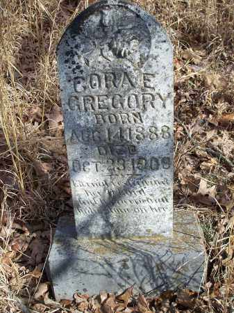 GREGORY, CORA E. - Washington County, Arkansas | CORA E. GREGORY - Arkansas Gravestone Photos