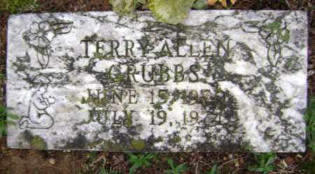 GRUBBS, TERRY ALLEN - Washington County, Arkansas | TERRY ALLEN GRUBBS - Arkansas Gravestone Photos
