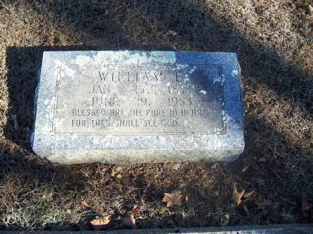 GUILLIAMS, WILLIAM E. - Washington County, Arkansas | WILLIAM E. GUILLIAMS - Arkansas Gravestone Photos