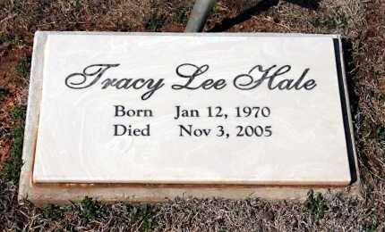 HALE, TRACY LEE - Washington County, Arkansas | TRACY LEE HALE - Arkansas Gravestone Photos