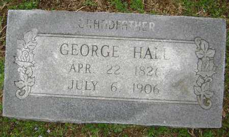 HALL, GEORGE - Washington County, Arkansas | GEORGE HALL - Arkansas Gravestone Photos