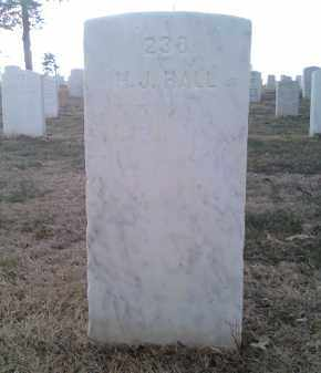 HALL (VETERAN UNION), HOWARD J - Washington County, Arkansas | HOWARD J HALL (VETERAN UNION) - Arkansas Gravestone Photos
