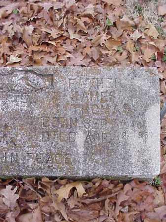 HOLLAWAY, JAMES THOMAS - Washington County, Arkansas | JAMES THOMAS HOLLAWAY - Arkansas Gravestone Photos