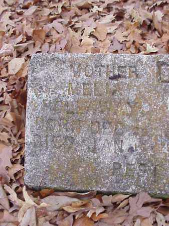 HOLLAWAY, MELIA - Washington County, Arkansas | MELIA HOLLAWAY - Arkansas Gravestone Photos