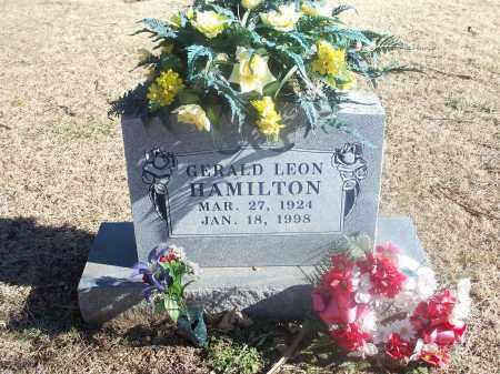 HAMILTON, GERALD LEON - Washington County, Arkansas | GERALD LEON HAMILTON - Arkansas Gravestone Photos
