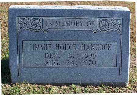 HOUCK HANCOCK, JIMMIE - Washington County, Arkansas | JIMMIE HOUCK HANCOCK - Arkansas Gravestone Photos