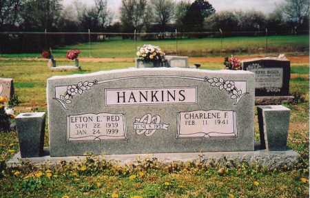 "HANKINS, EFTON E. ""RED"" - Washington County, Arkansas 