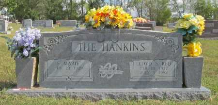 "HANKINS, LLOYD S. ""RED"" - Washington County, Arkansas 