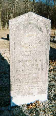 HANNA, MARY - Washington County, Arkansas | MARY HANNA - Arkansas Gravestone Photos