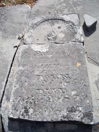 HANNAH, ATLANTIC S. - Washington County, Arkansas   ATLANTIC S. HANNAH - Arkansas Gravestone Photos