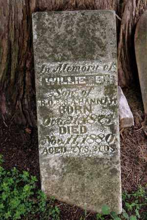 HANNAH, WILLIE B - Washington County, Arkansas | WILLIE B HANNAH - Arkansas Gravestone Photos