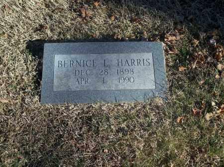 HARRIS, BERNICE L. - Washington County, Arkansas | BERNICE L. HARRIS - Arkansas Gravestone Photos