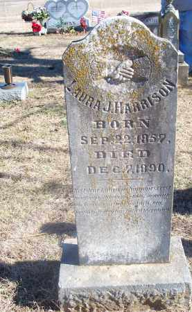 HARRISON, LAURA J. - Washington County, Arkansas | LAURA J. HARRISON - Arkansas Gravestone Photos