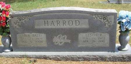 CHAMBERS HARROD, NILA EDITH - Washington County, Arkansas | NILA EDITH CHAMBERS HARROD - Arkansas Gravestone Photos