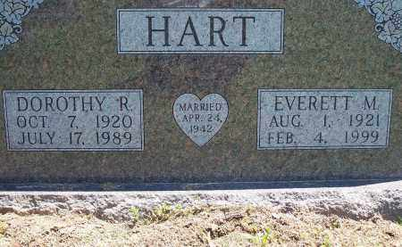 HART, EVERETT MILTON - Washington County, Arkansas | EVERETT MILTON HART - Arkansas Gravestone Photos
