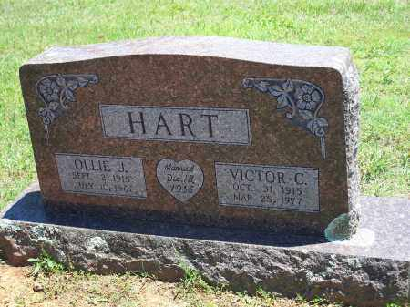 HART, VICTOR C. - Washington County, Arkansas | VICTOR C. HART - Arkansas Gravestone Photos