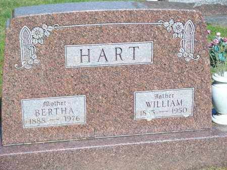 HART, WILLIAM - Washington County, Arkansas | WILLIAM HART - Arkansas Gravestone Photos