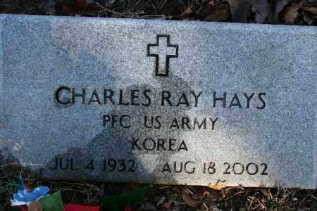 HAYS (VETERAN KOR), CHARLES RAY - Washington County, Arkansas | CHARLES RAY HAYS (VETERAN KOR) - Arkansas Gravestone Photos