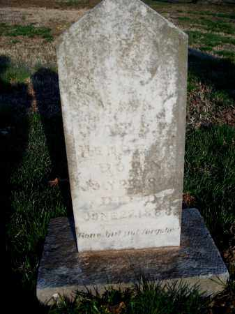 HENBEST, EMMA E. - Washington County, Arkansas | EMMA E. HENBEST - Arkansas Gravestone Photos