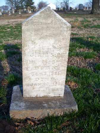 HENBEST, WILLIE - Washington County, Arkansas   WILLIE HENBEST - Arkansas Gravestone Photos