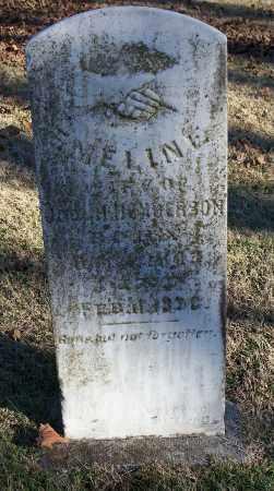 HENDERSON, EMELINE - Washington County, Arkansas | EMELINE HENDERSON - Arkansas Gravestone Photos
