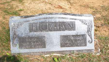 HICKMAN, ANNA - Washington County, Arkansas | ANNA HICKMAN - Arkansas Gravestone Photos