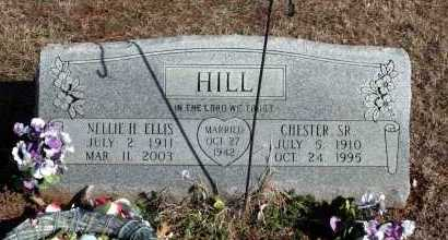 HILL, SR., CHESTER - Washington County, Arkansas | CHESTER HILL, SR. - Arkansas Gravestone Photos