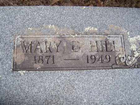 HILL, MARY D. - Washington County, Arkansas | MARY D. HILL - Arkansas Gravestone Photos