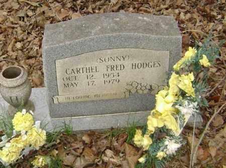 HODGES, CARTHEL FRED - Washington County, Arkansas   CARTHEL FRED HODGES - Arkansas Gravestone Photos