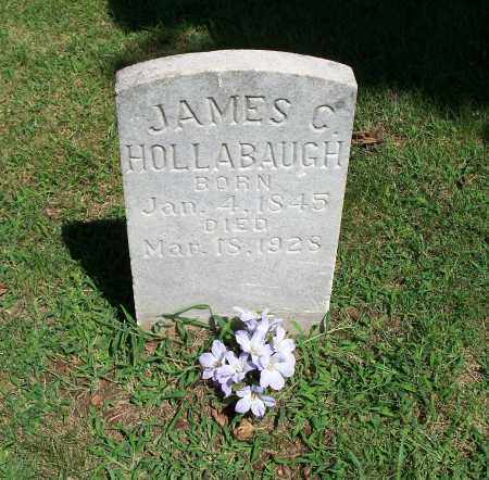 HOLLABAUGH, JAMES C. - Washington County, Arkansas | JAMES C. HOLLABAUGH - Arkansas Gravestone Photos