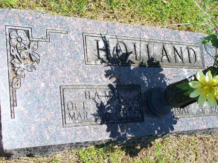 BLEW HOLLAND, ILA MAE - Washington County, Arkansas | ILA MAE BLEW HOLLAND - Arkansas Gravestone Photos