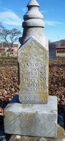 HOLLAND, JAMES C. - Washington County, Arkansas | JAMES C. HOLLAND - Arkansas Gravestone Photos