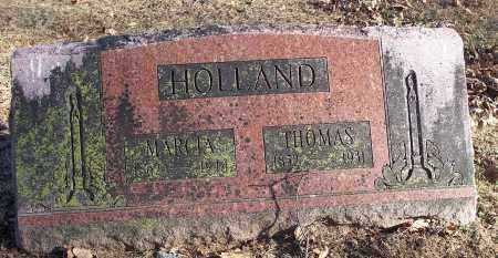 HOLLAND, THOMAS - Washington County, Arkansas | THOMAS HOLLAND - Arkansas Gravestone Photos