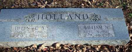 HOLLAND, HELEN - Washington County, Arkansas | HELEN HOLLAND - Arkansas Gravestone Photos
