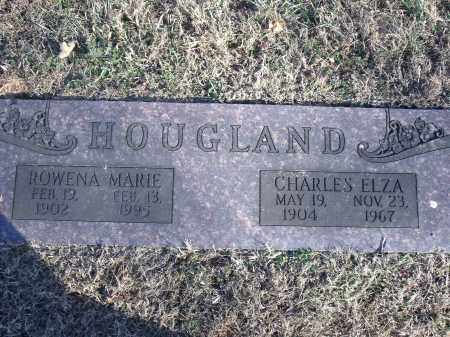 HOUGLAND, ROWENA MARIE - Washington County, Arkansas | ROWENA MARIE HOUGLAND - Arkansas Gravestone Photos